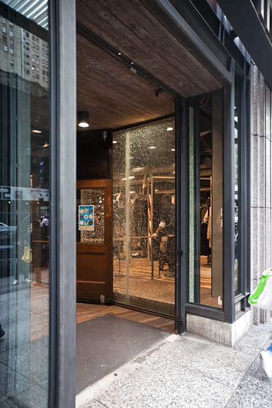 Urban Outfitters 5th Ave Nyc Impact Storefront Designs